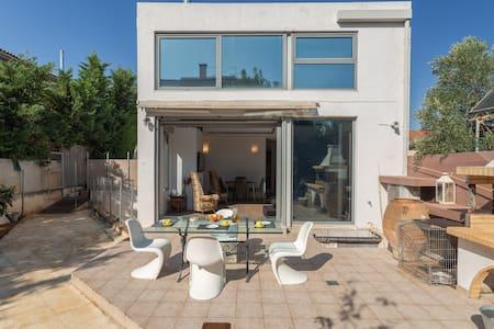 Modern Villa with garden in Kifisia