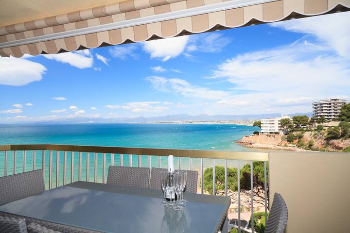 NICE APARTMENT  WITH BEAUTIFUL SEA VIEWS IN SALOUS206-110 SOROLLA