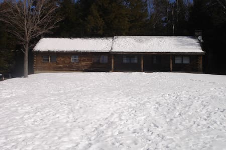 Vermont Cabin - All Necessary Amenities - Hartford - House