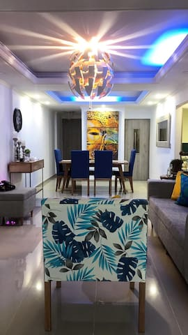 LUXURY 2 BR APT IN FRONT OF THE BEACH FREE PARKING