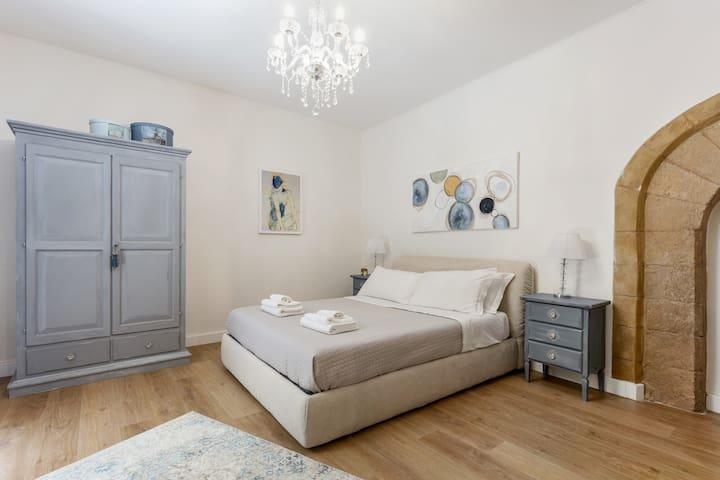 Casa Nagalè  - camera da letto