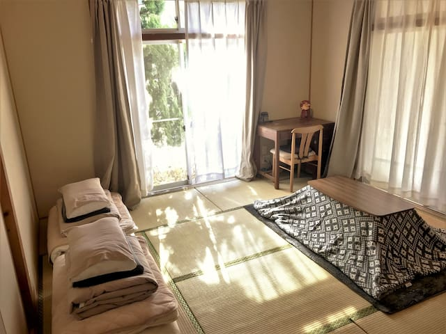 The Whole House Rent  - 5 rooms, up to 14 guests