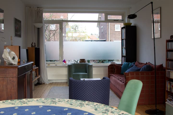 house close to Goffert Park and FiftyTwoDegrees - Nijmegen - Huis