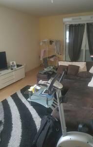 t3 meublé proche de rennes - Cesson-Sévigné - Wohnung