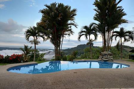 Amazing Panoramic Ocean view - Puntarenas Province, CR