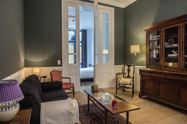 Comfortable Central and Quiet - Bruxelles - Apartment