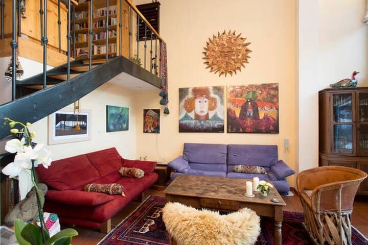 Wohnen mit Charme 1, Stubaital, Tirol - Medraz - Appartement