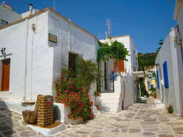 Traditional studio @unique Lefkes village in Paros