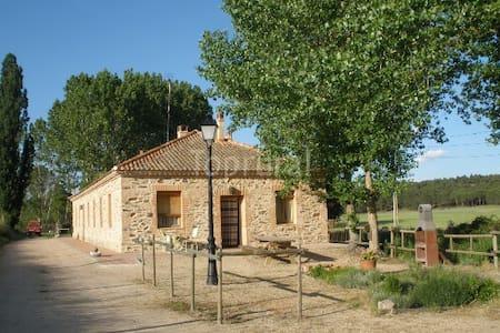 Casa Rural El Sitio De Constanzana-Bernardos (Sg)