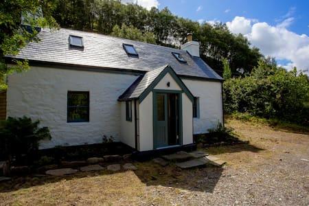 Cosaig House, former croft in Glenelg, Highlands