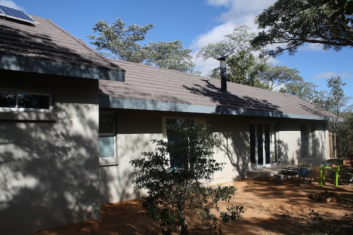 Tranquil Vacation House in Eco Game Reserve