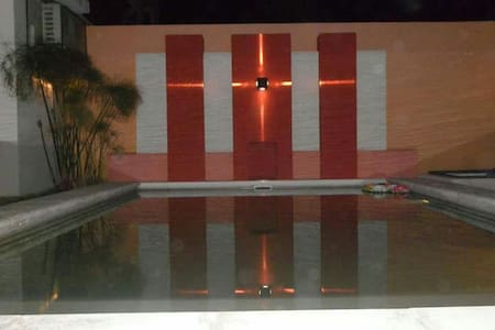 Private room at home. Pool. Close to Córdoba city.