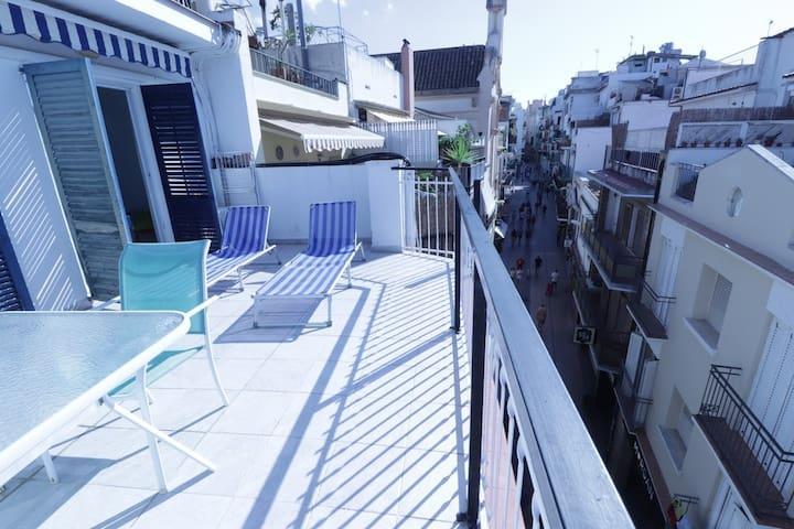 Tu apartamento en Sitges!!!