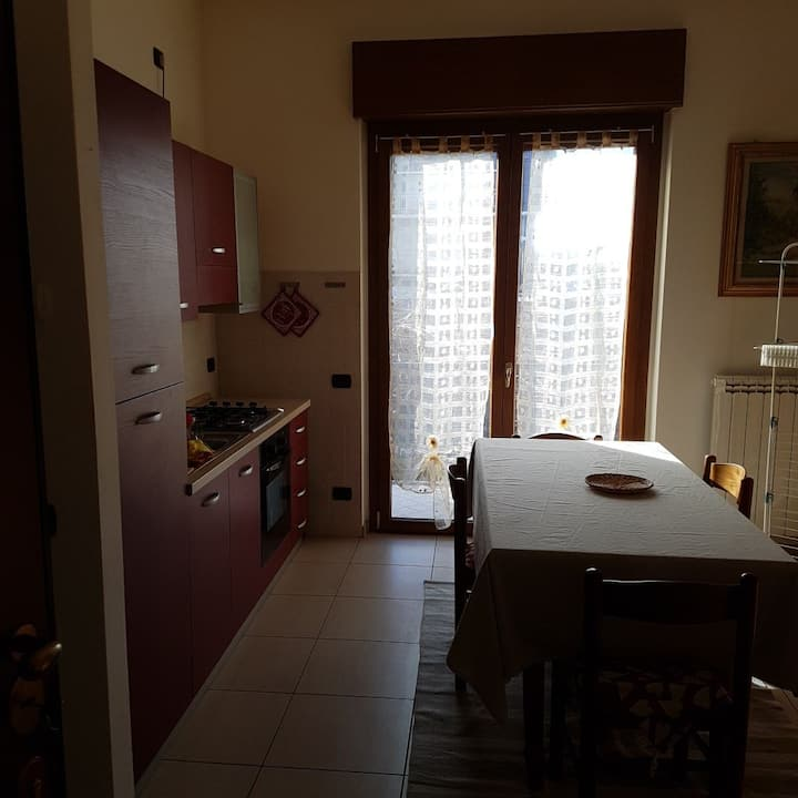 Bilocale vicinanze Fiera Milano