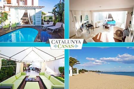 Delightful villa in Sitges, 200 meters from Costa Dorada beaches - Costa Dorada