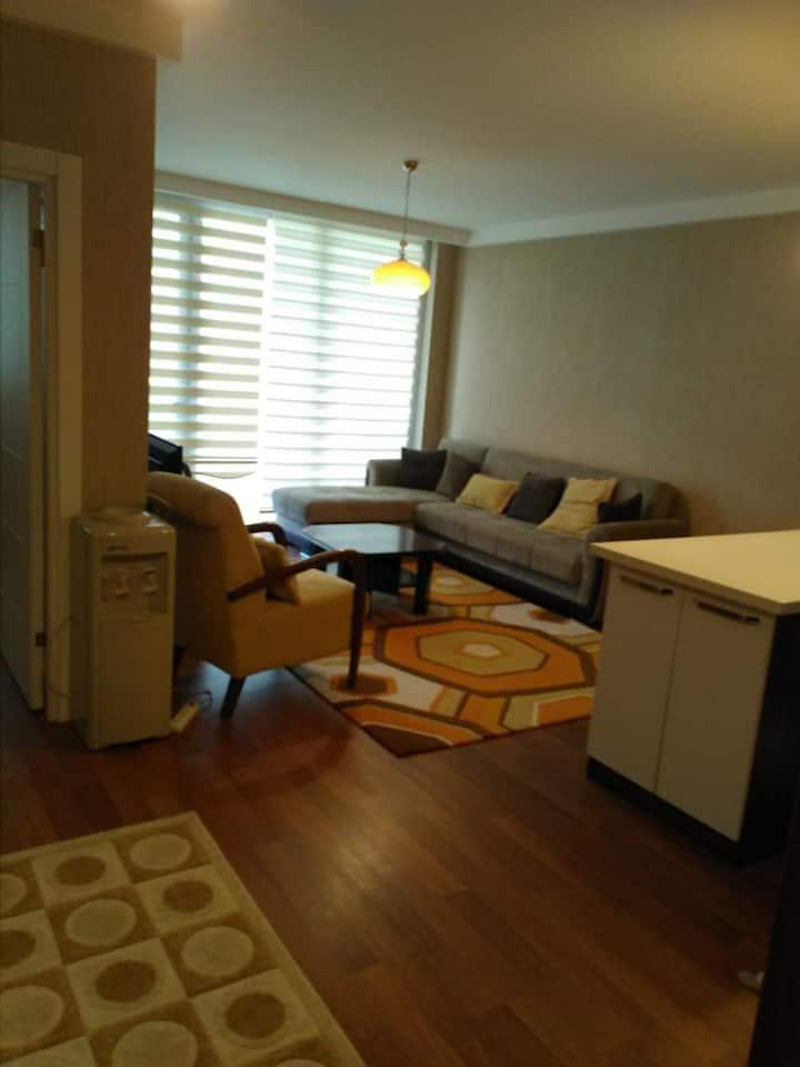 Rezidans 7.katta.güvenlik,temizlik,süper daire