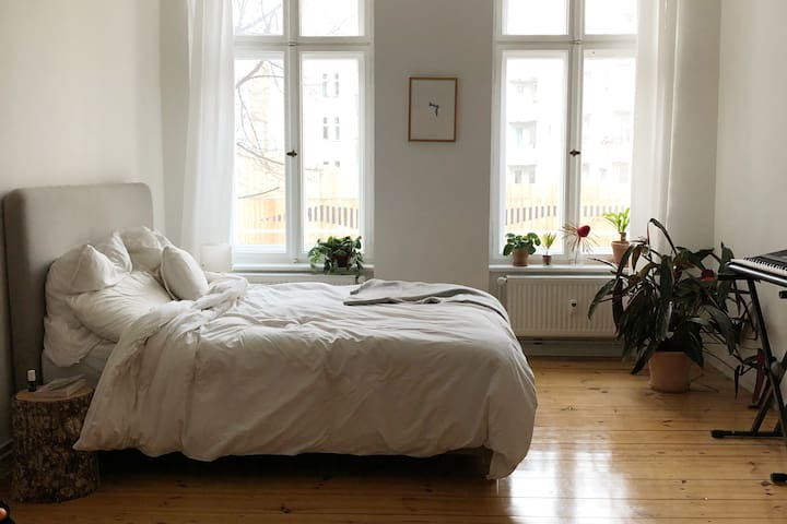 Beautiful and bright room in Kreuzberg, Berlin