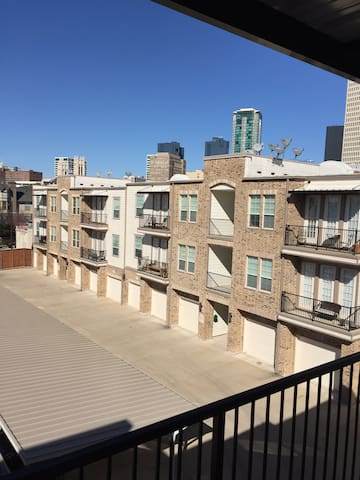 Condo in downtown Fort Worth - Fort Worth - Lejlighed