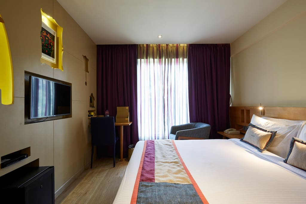 A premium room in andheri east with bnb boutique hotels for Best boutique hotels in mumbai