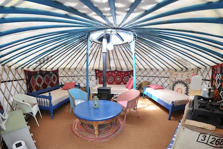 The Willow Yurt - Ardfern - Jurte