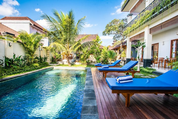 Le Saint Bali: French charm in Canggu (Nice)