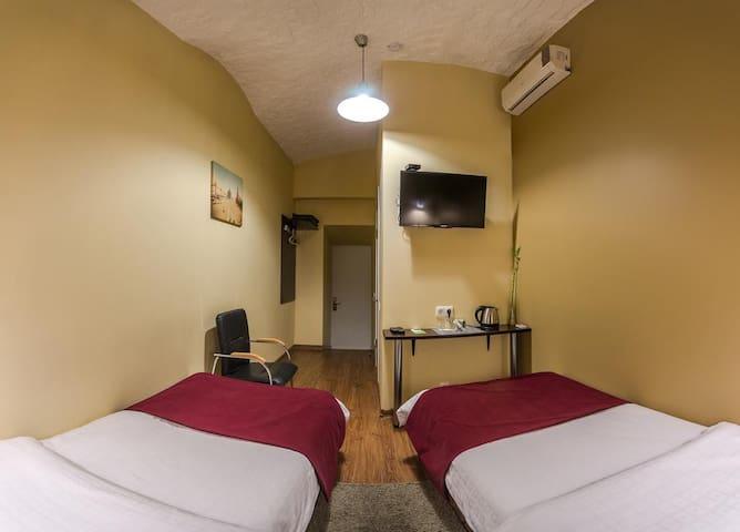 Уютная комната Твин у Кремля