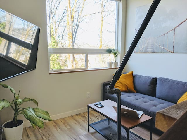 Brand New Town/Tiny Home minutes from DT Seattle