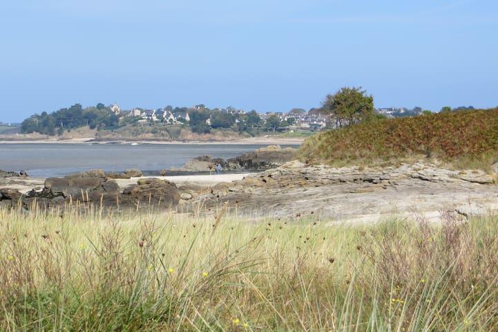 maison plage du ruet - Saint-Jacut-de-la-Mer - Huis
