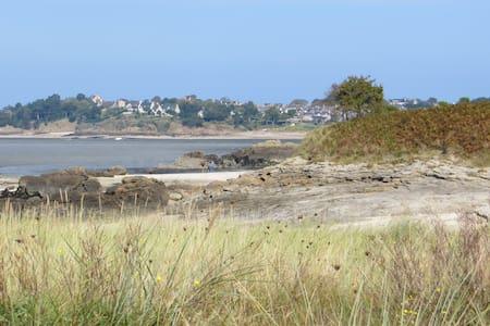 maison plage du ruet - Saint-Jacut-de-la-Mer - 独立屋