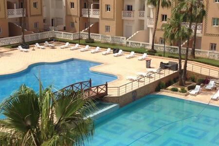 Bel appartement dans Residence Al Kawtar - Mohammedia