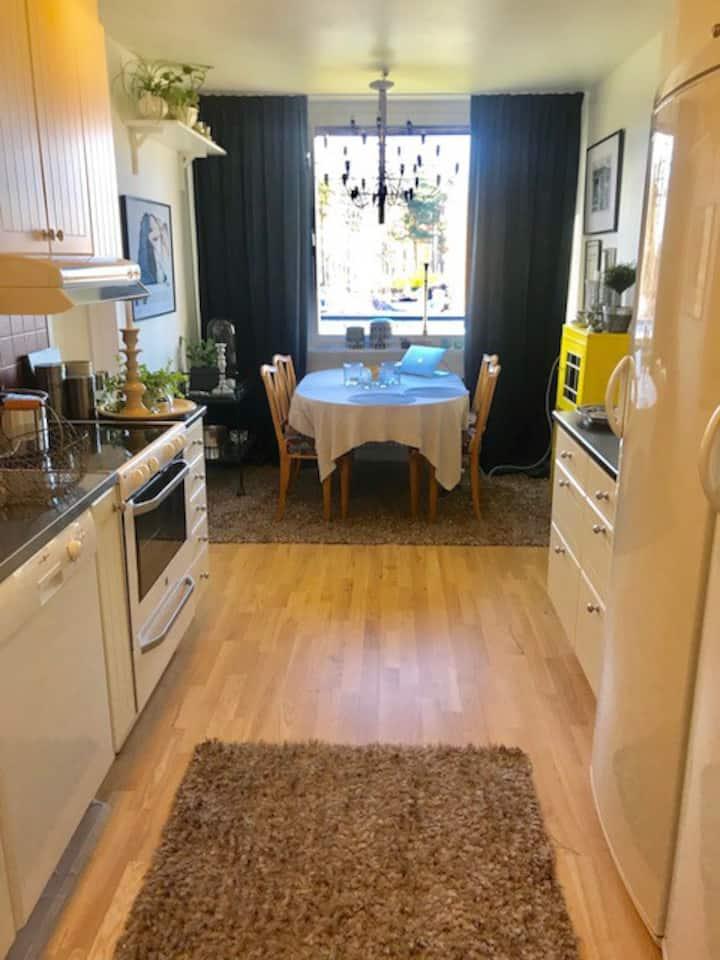 Modern coosy apartment near Biathlon Area