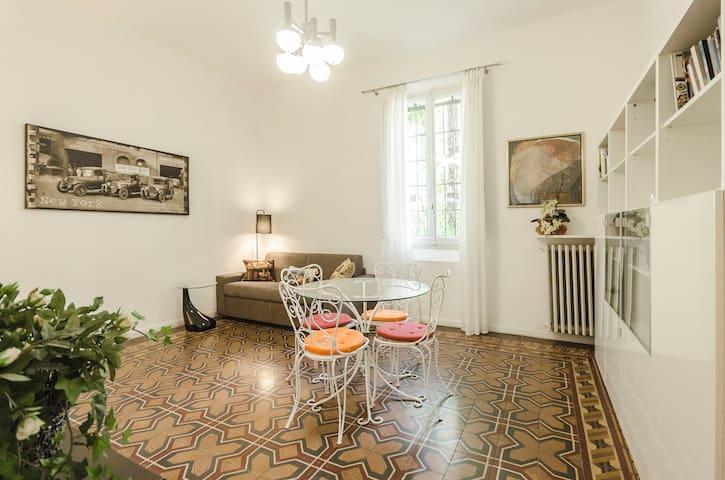 Casa S.Orsola, comoda a fiera e centro