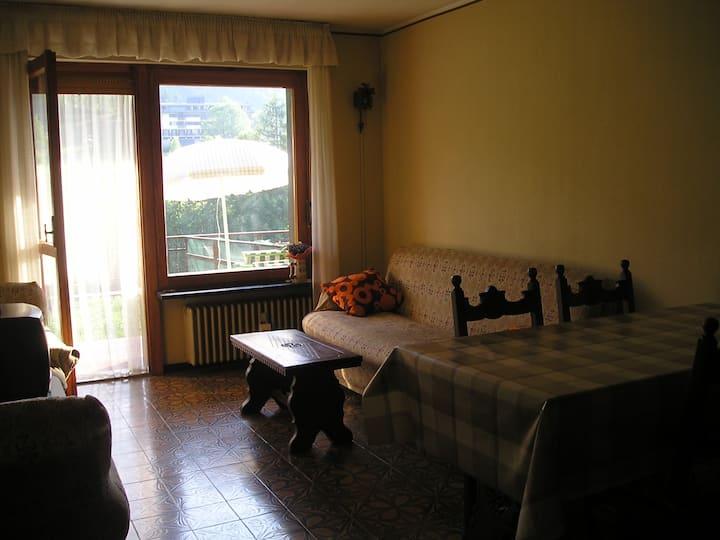 Limone Piemonte apartment with garden