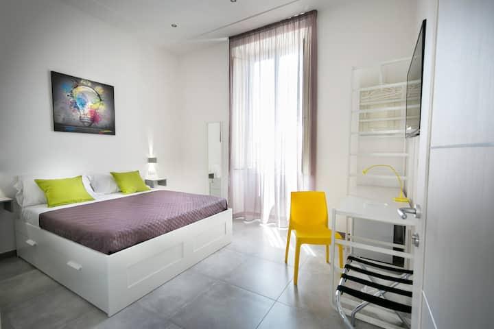 "Room""Via Toledo"""