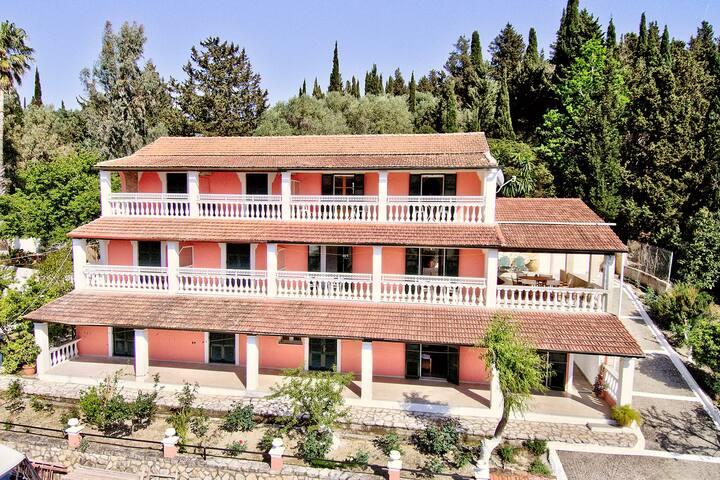 Villa Danai Studio 8 - Agios Georgios Pagon