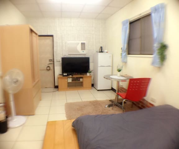 【near by MRT station】private room - 新北市 - Lakás