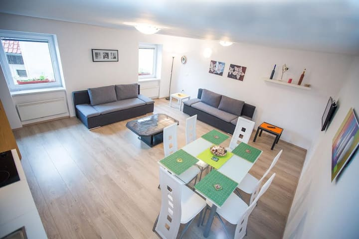 Apartment Pr'Krofu - Mojstrana - Departamento