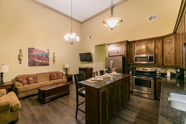 Baronne Street 2Bdr Luxury Suite E - Nova Orleães - Apartamento