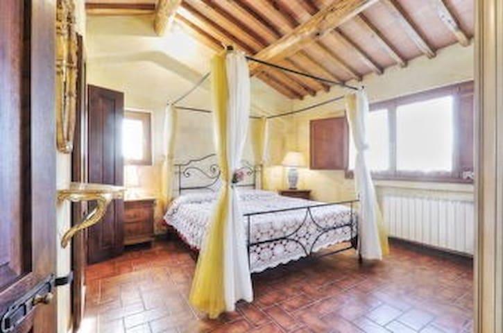 Un fienile nel Chianti
