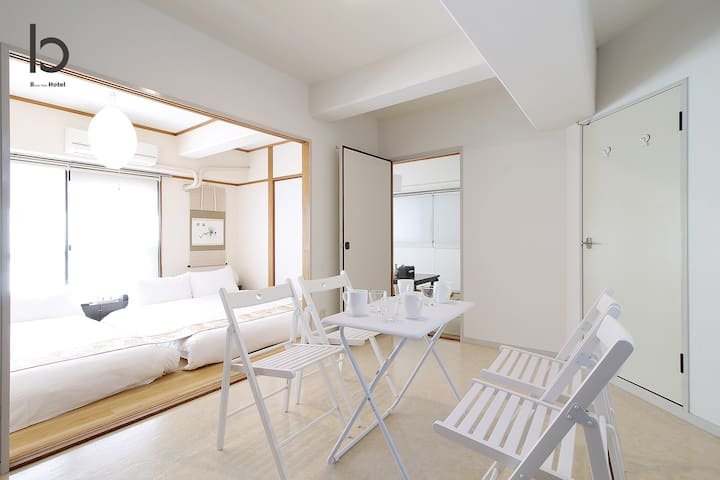 Peace Park, Large Japanese apartment B