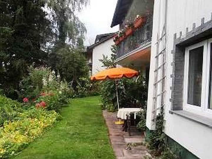 Haus Renate Groß, (Triberg), Ferienwohnung, 64qm, 1 Schlafzimmer, 1 Wohn-/Schlafraum, max. 4 Personen