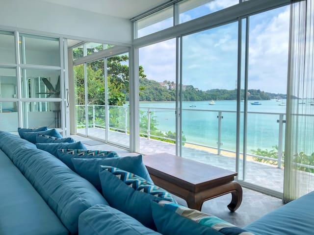 Sandy Beach Villa 奢华海边别墅
