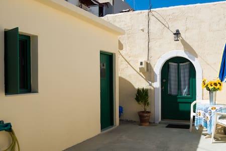 THE GREEN VILLAGE HOUSE - Κουτουλουφάρι - Дом