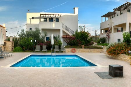 1 BEDROOM APARTMENT HOUSE - DOULIANA VILLAS 2 - Douliana