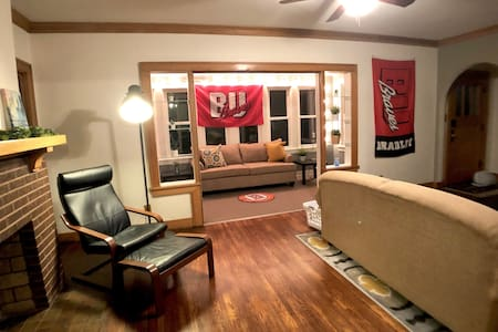 Home of the Braves - Bradley Campus Suite