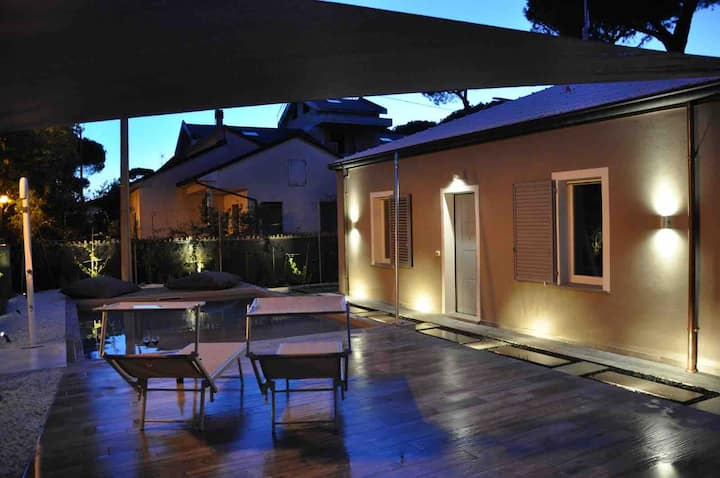 Villa intera con Piscina Idromassaggio Sauna