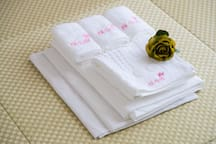Towel. 수건. 毛巾