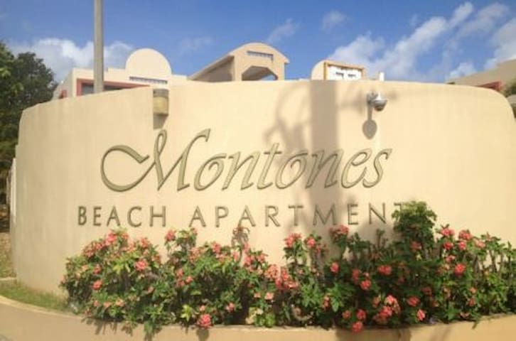 Apartamento en la Playa Montones, Bo Jobos,Isabela