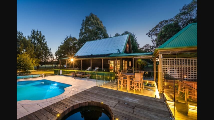 Luxury in The Southern Highlands - High Range - Talo