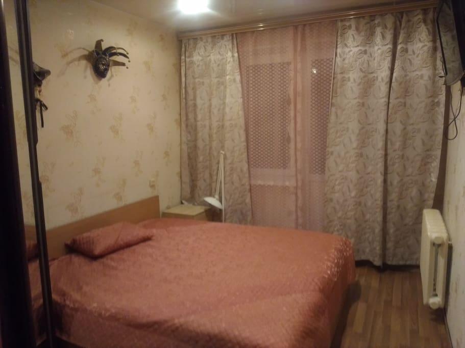 3-я спальня
